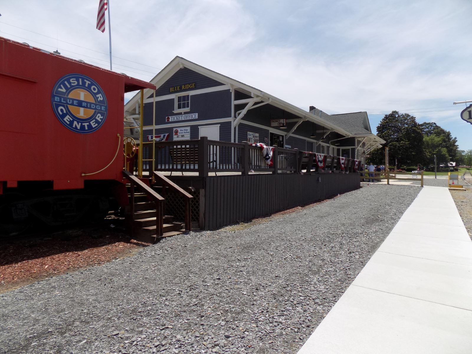 2013 Santa Express Scenic Railway